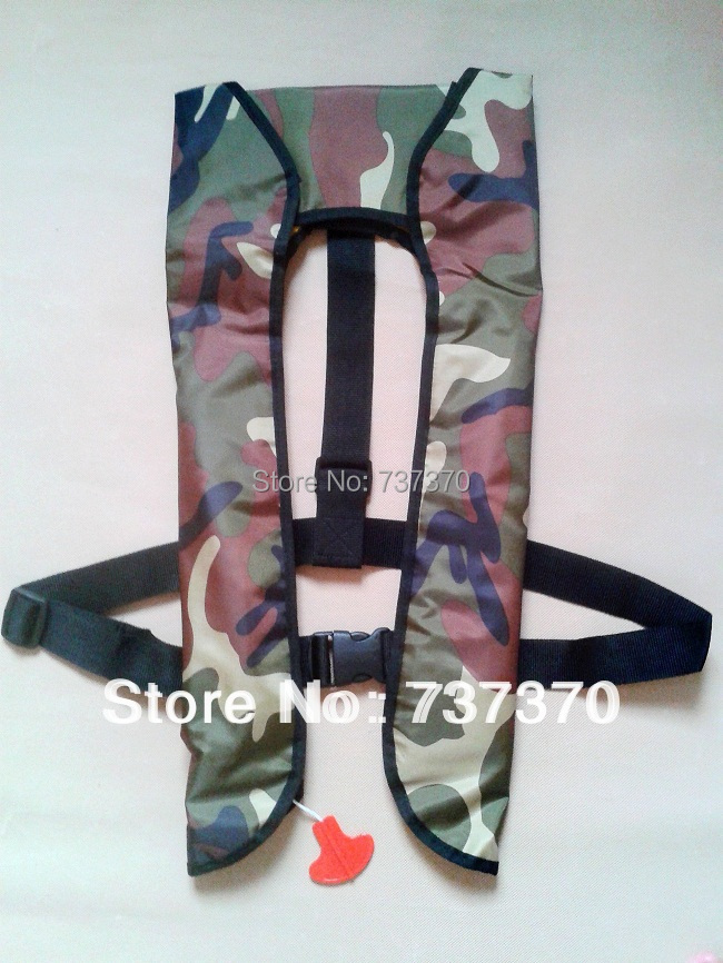 Free shipping New Style Brand CE certified automatic Inflatable life jackets 150N,marine inflatable life jacket(China (Mainland))