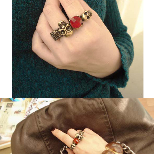 Funky Fashion Rings Cheap Free Shipping Fashion Girls