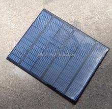 High Quality! 18V 3.5Watt Mini Solar Cell Polycrystalline Solar Panel For 12V Battery Charger 165*135*3MM 2pcs/lot Free Shipping