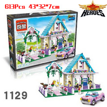 613 PCS Hot MiniFigures Building Action Figures Toys Building Blocks Classic Toys Kids Gift Compatible With Legoed Lbk_qm_13