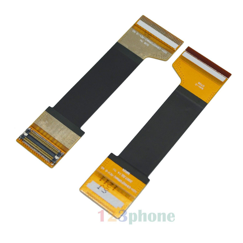 BRAND NEW FLAT FLEX CABLE RIBBON CONNECTOR FOR SAMSUNG E840 E848 #A-039(China (Mainland))