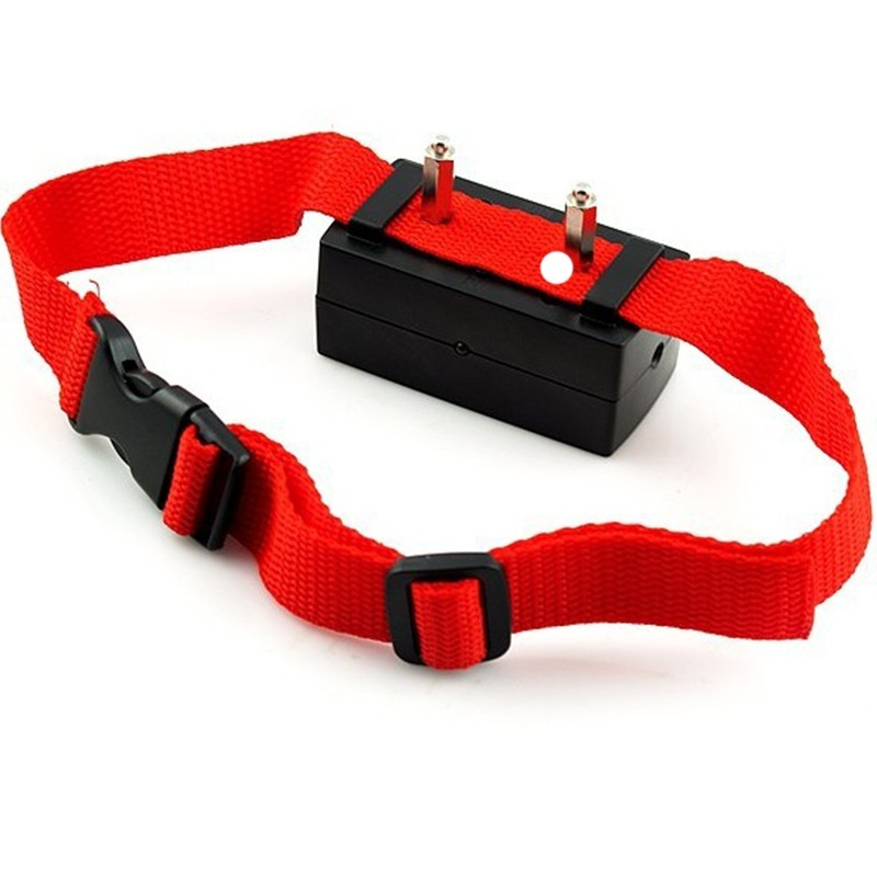 1pc Dog Training Collar Small Anti Barking Pet Dog Training Control Collar Alarm Shock Device Dog Collars(China (Mainland))