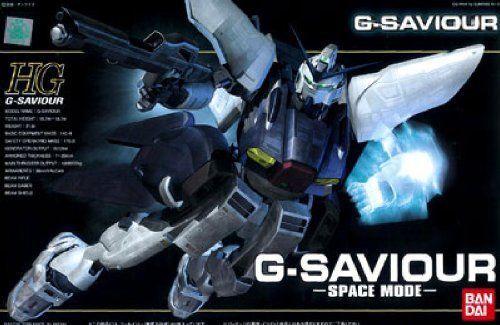Bandai Gundam High Grade 1/144 Scale Model Kit G-Saviour Space Mode GS-01 #78676(China (Mainland))