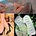 2Pcs Rearfoot Invisible Silica Gel Anti Slip High Heel Shoes Cushions Gel Heel Back liner Dance