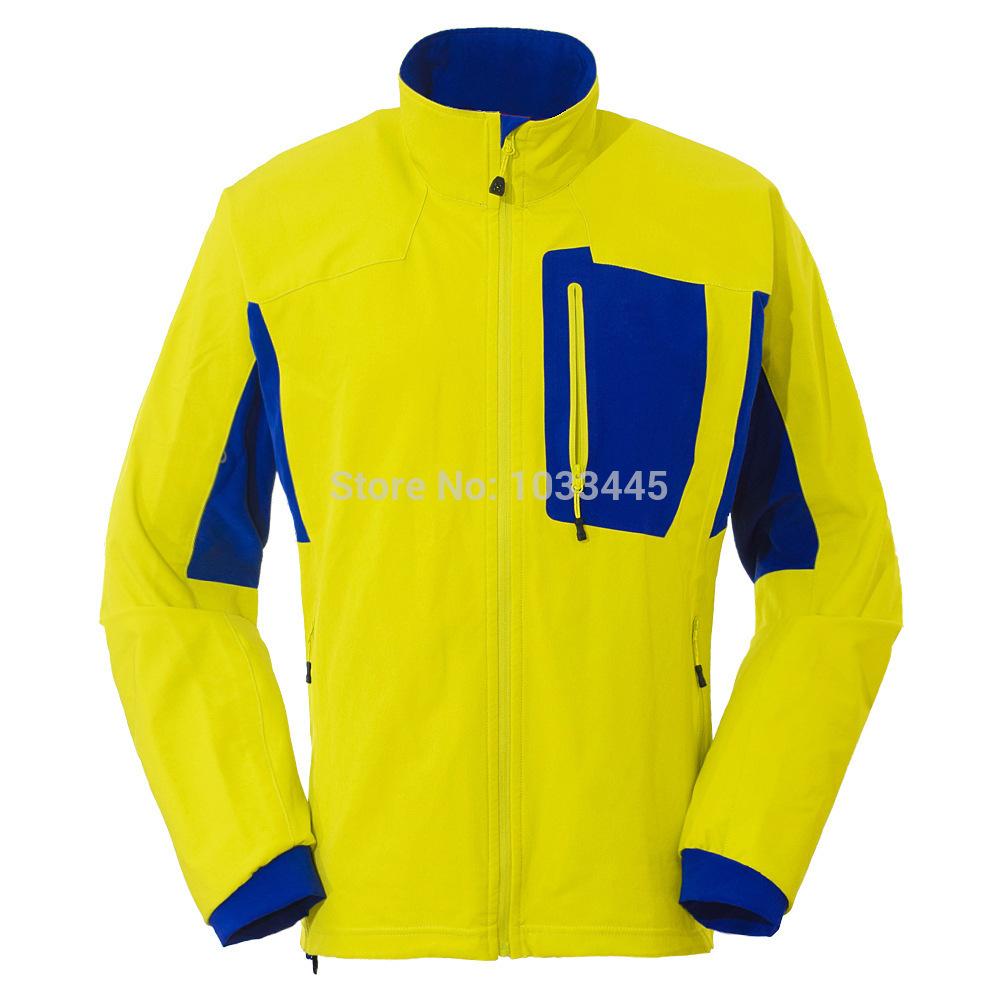 Spring & Autumn man windproof waterproof softshell jackets Outdoor hiking climbing skiing camping softshell jacket clothing(China (Mainland))