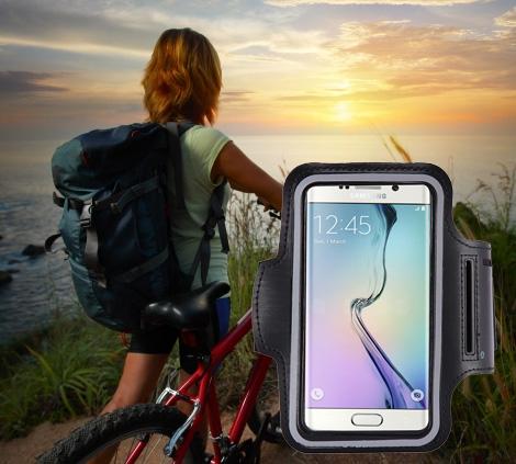 cycling running Sport Pouch For Microsoft Nokia Lumia 532 Lumia 430 Waterproof Brassard Mobile Phone Arm Band Belts #1(China (Mainland))