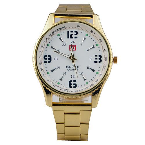 2015 Top Seller Quartz  top brand luxury Stainless Steel Case Business Wristwatches Dress Gold Watch sport relojes hombre<br><br>Aliexpress