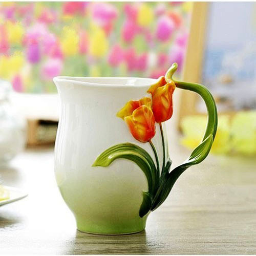 Low price coffee cup Kung fu tea set ceramic travel Drinking cup Creative Coffee cup ceramicmic