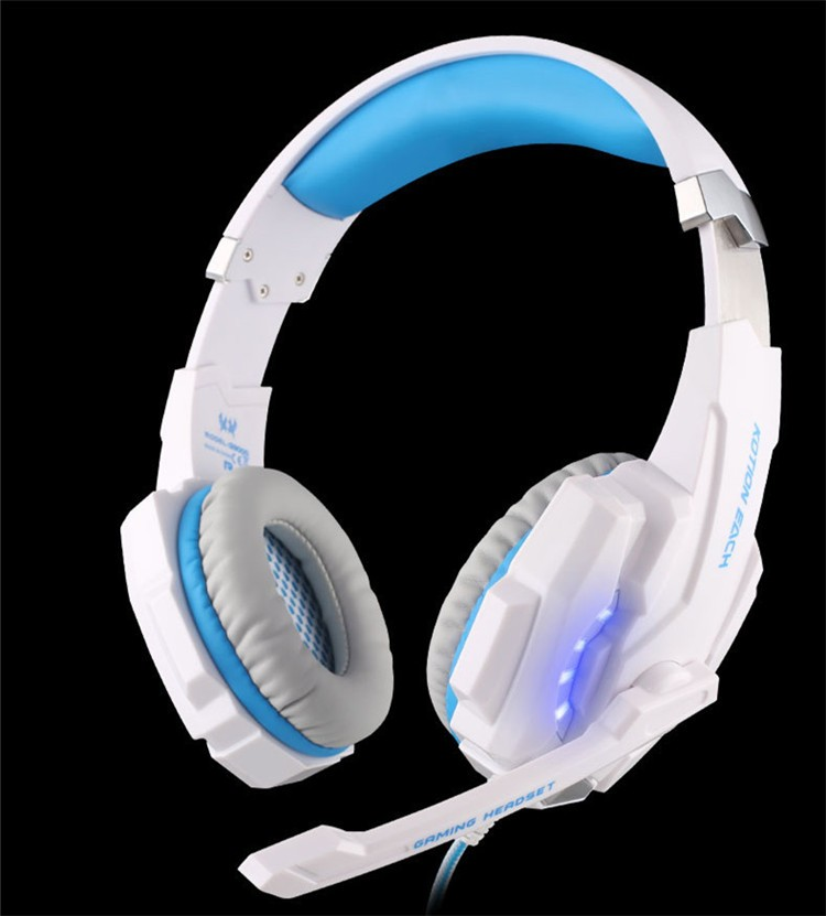 KOTION EACH G9000 3.5mm Game Gaming Headphone Headset Earphone With Microphone LED Light For Laptop Tablet Mobile Phones Xbox ONEPS4 (18)