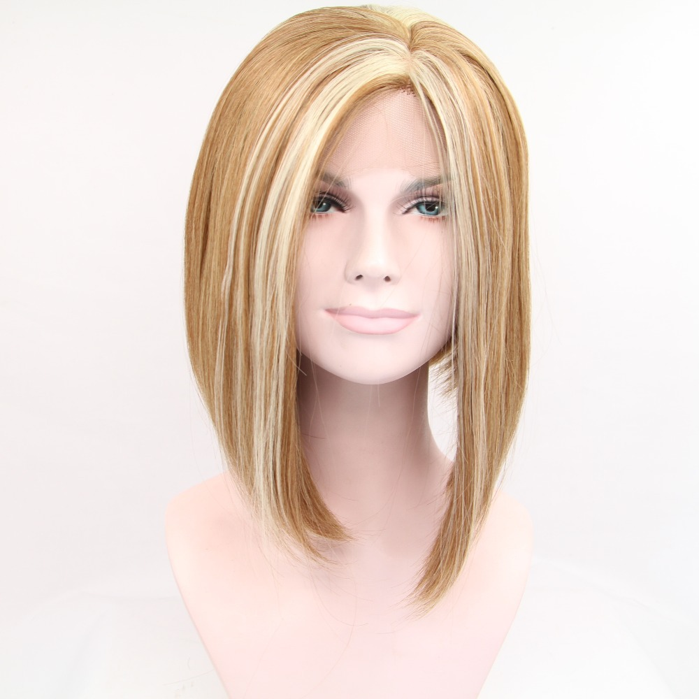 Blonde Lace Front Wigs 70