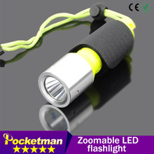 2016 New Hot Professional LED Torch 2100LM CREE T6 Underwater Diving Flashlight Waterproof Lamp - Shop1020130 Store store