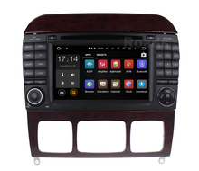 7 inch Android 5.1.1 Car DVD Player Mercedes/Benz S class W220 W215 S55 S280 S430 S500 WiFi GPS Radio BT - Shenzhen Roads Electronic Technology Co., LTD store