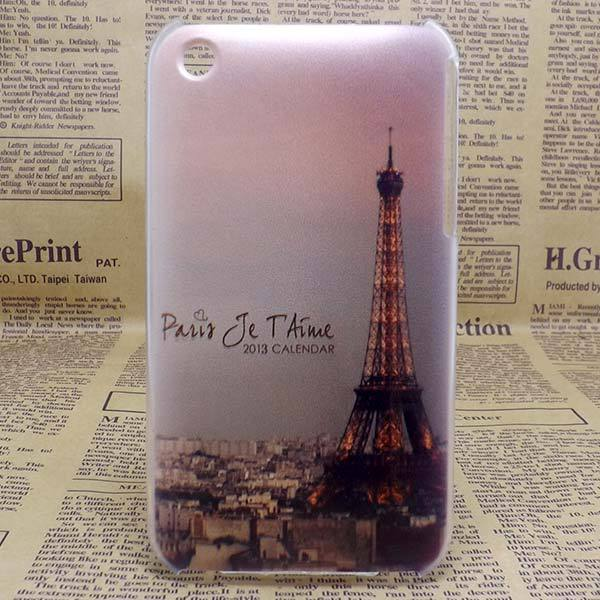 New 2014 Fashion Painting Hard PC Plastic Phone Case For Apple iPhone 3 3G 3GS Shell Back Cover+Screen protector(China (Mainland))
