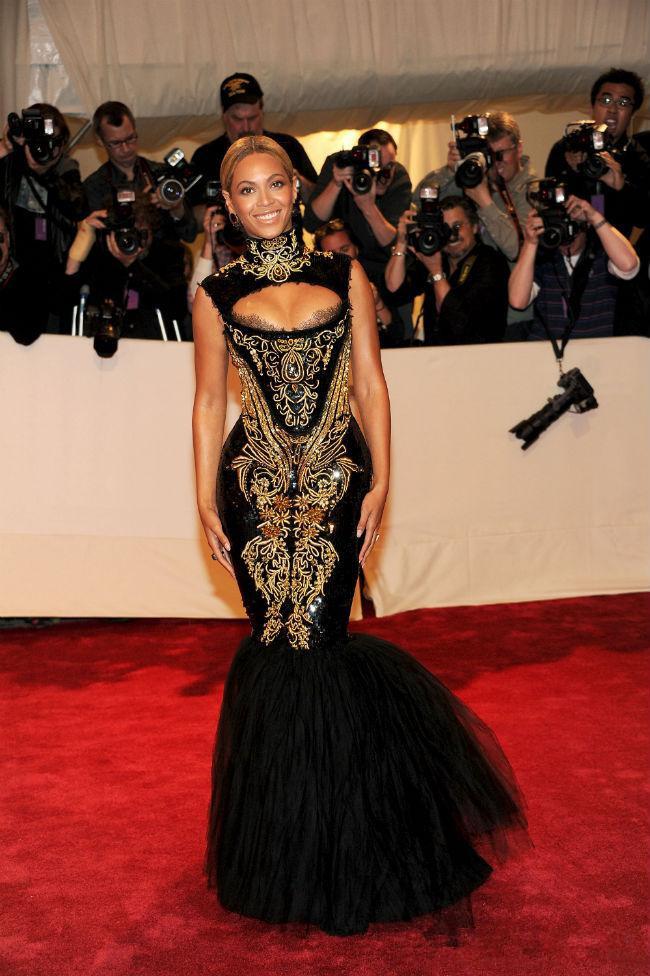 Made 2015 Met Gala Beyonce