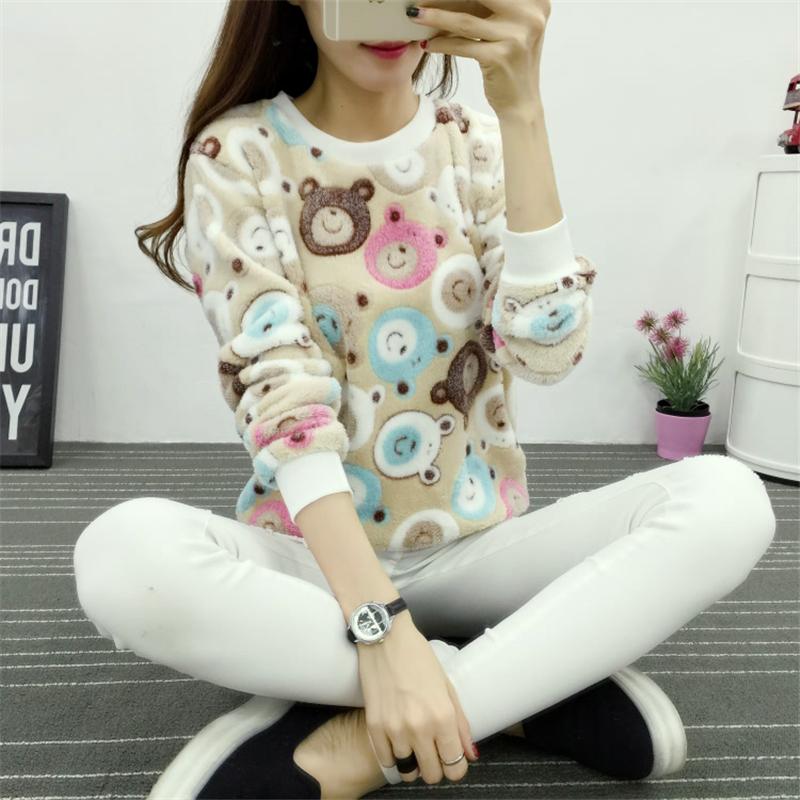 Женский пуловер 2017 panda