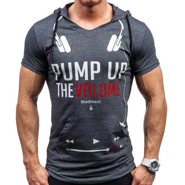 Camisetas hombre 2016 Фирменные Одежда Письма Печатаются Футболки Мужчин Случайные Хлопка С Коротким Рукавом Футболка Homme Сжатия