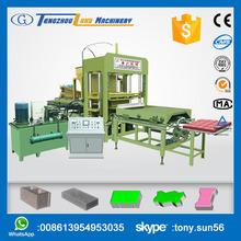 QT5-15C automatic concrete block making machine(China (Mainland))