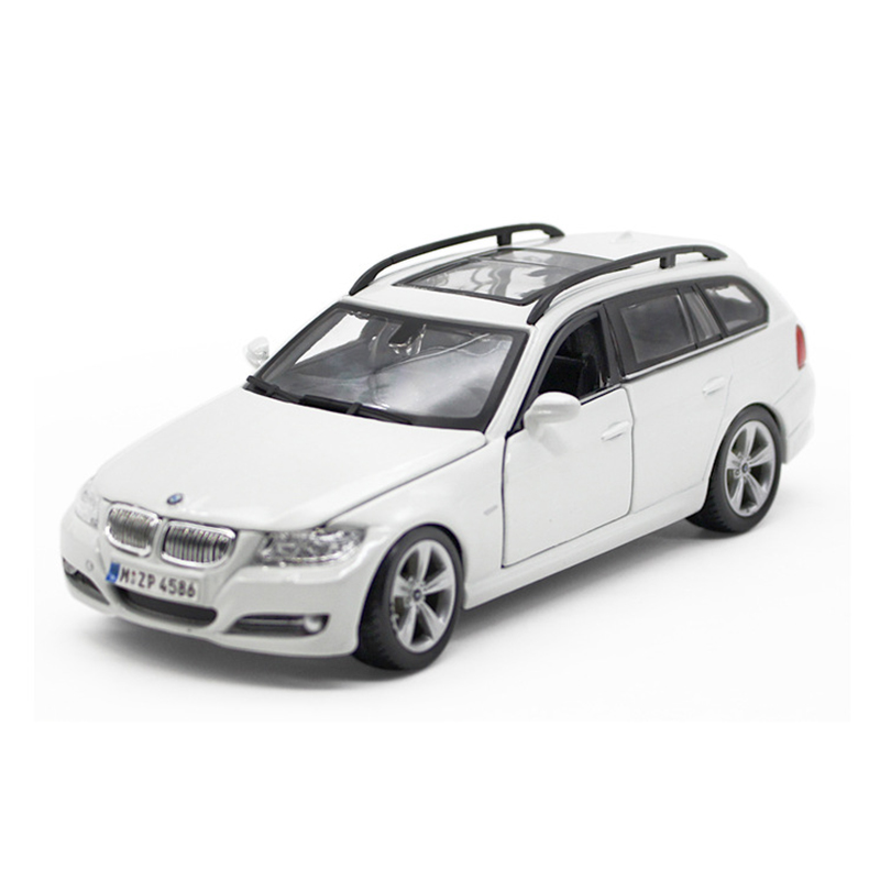 Bburago Diecast Model Car 335d 3Series E91 White 1:24 Alloy Car Model Toy Vehicle Model Cars Alloy Model Toys Gift Kids Car Toys<br><br>Aliexpress