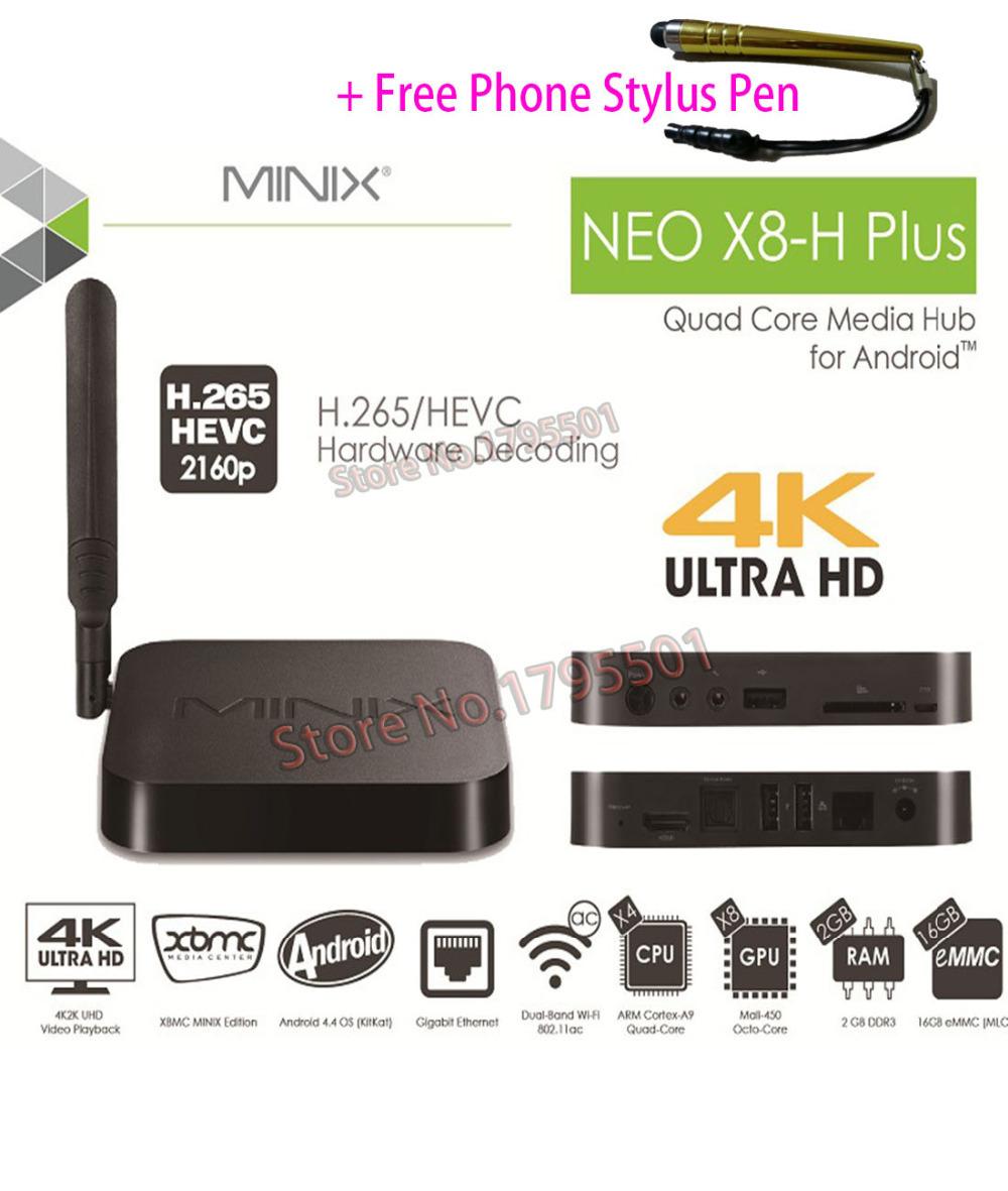 MINIX NEO X8 H Plus font b Android b font font b TV b font font