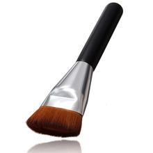 1PCS New Professional Soft Makeup Flat Contour Brushes Blush Brush Blend Makeup Comestic(China (Mainland))