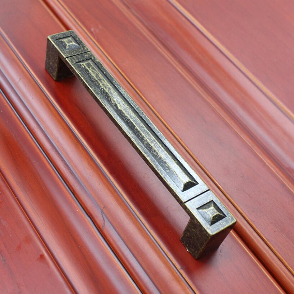 128mm wardrobe door handles brush drawer knobs stain dresser cupboard pulls furniture free shipping<br><br>Aliexpress