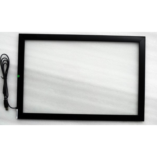 USB Power 19 inch Infrared Touch Screen Panel,infrared touch screen frame for LED TV, Touch Table 2 touch points(China (Mainland))
