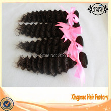 Free Shipping Wholesale Unprocessed Brazilian Virgin Hair 6A Grade Virgin Hair Bundles 4pcs lot Brazilian Virgin Hair Extension