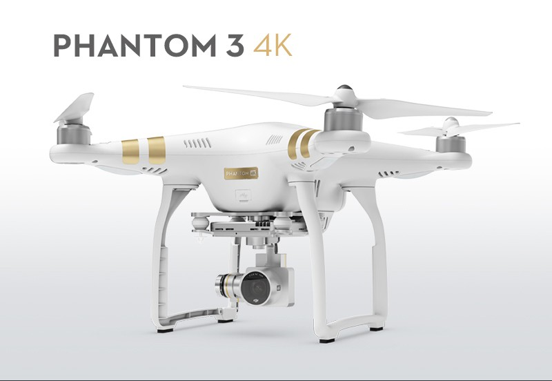 DJI Phantom 4K RC Camera Drones Helicopter 2.7K / 12 Megapixel Remote control toys Filming FPV make more fun Best gifts