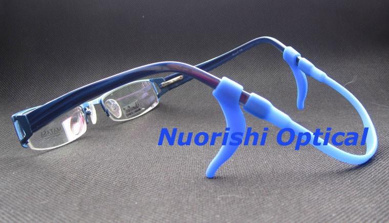 10色硅胶防滑套眼镜绳套装 超级柔软框架眼镜配件T2710