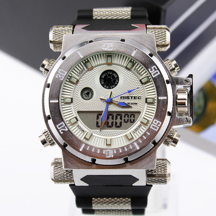 mens watches sport multifunction electronic