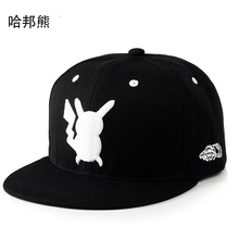 Buy Pikachu Anime POKEMON Ash Ketchum Adjustable Visor Hat Baseball Cap Halloween Cosplay Costume props 6 Style Choose wholesale for $6.44 in AliExpress store