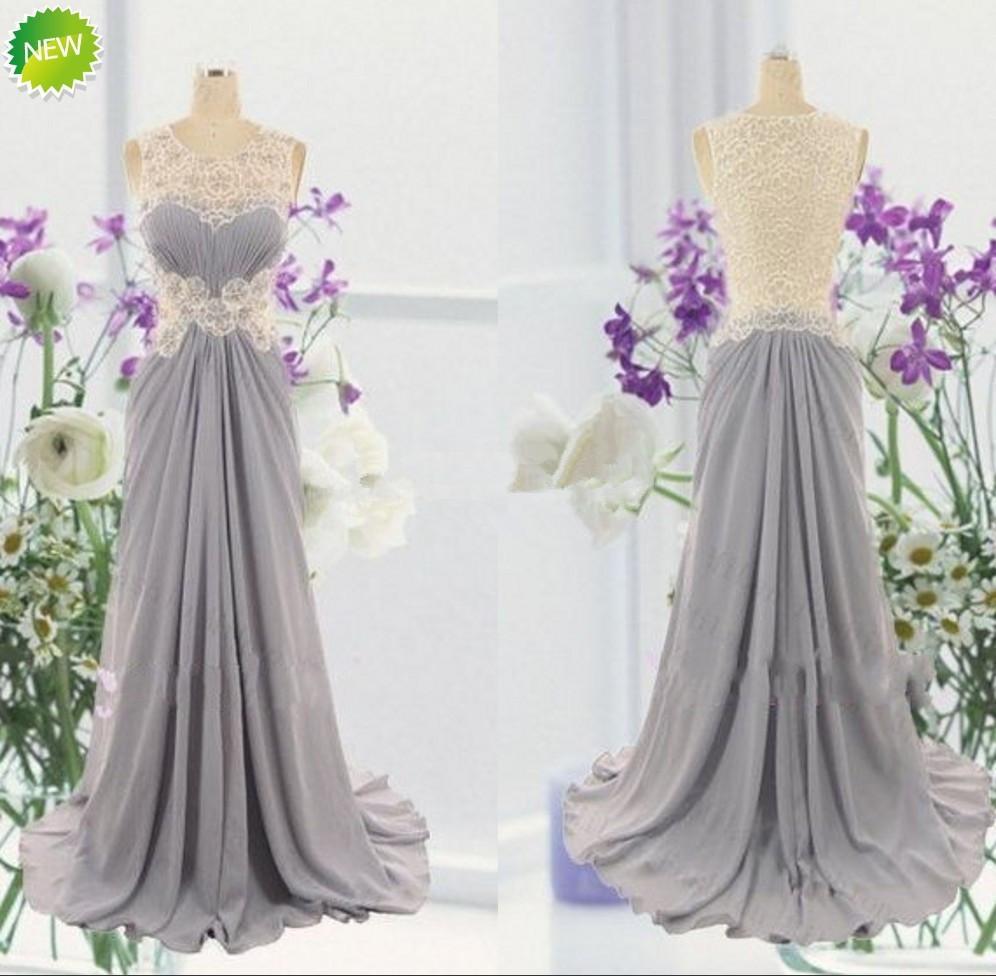 Vintage Lace Prom Dresses - Dress Xy