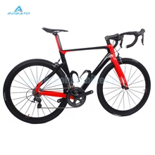 Hot Sale High Quality Road Bike Bicycle 700C Carbon Frame Mountain Bicycle 22 Speeds Bike(China (Mainland))