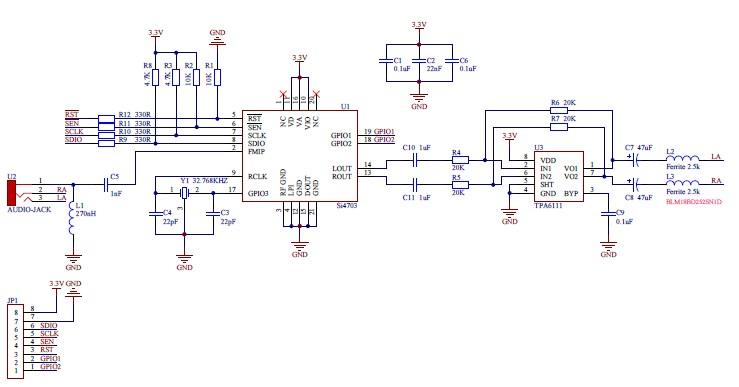 Adafruit VS1053 Codec MicroSD Breakout - MP3