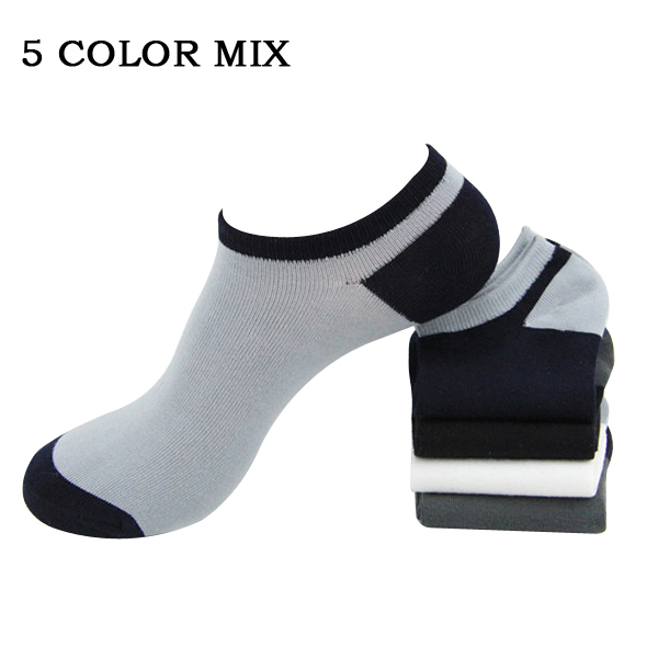 1 pairs Summer brand High Quality Men's Bamboo Fiber short boat Socks low Thin Cotton Men Motion Casual invisible socks(China (Mainland))