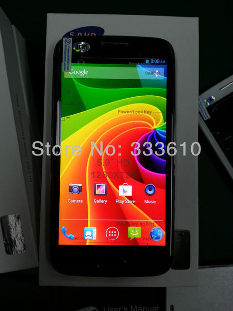 """Original New 5.0"""" LCD Screen/Replacement for STAR N9500 S4 MTK6589"""
