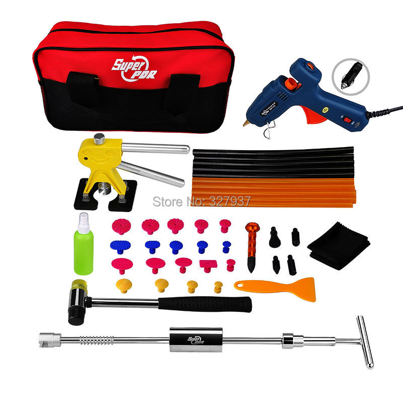 New technology making 42 pieces/set auto body repair Tool set pdr tools<br><br>Aliexpress