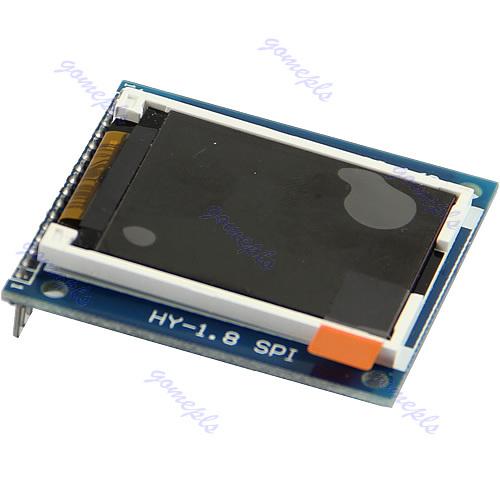 "M65 1.8"" Serial SPI TFT LCD Module Display + PCB Adapter Power IC SD Socket 128X160(China (Mainland))"