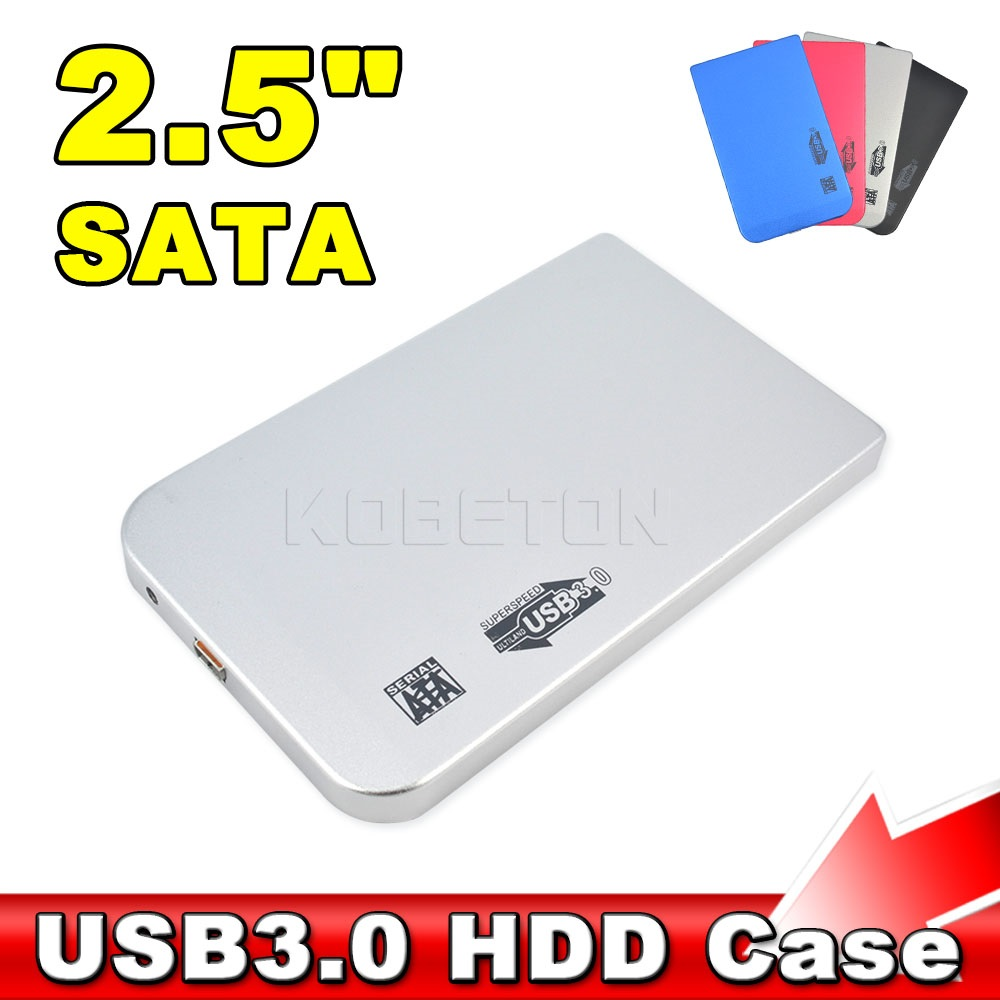 """High speed Usb 3.0 to SATA 2.5"""" External HD Hard Disk Drive Hdd Case Enclosure 2.5 inch for Laptop Tablet Computer Wholesale(China (Mainland))"""