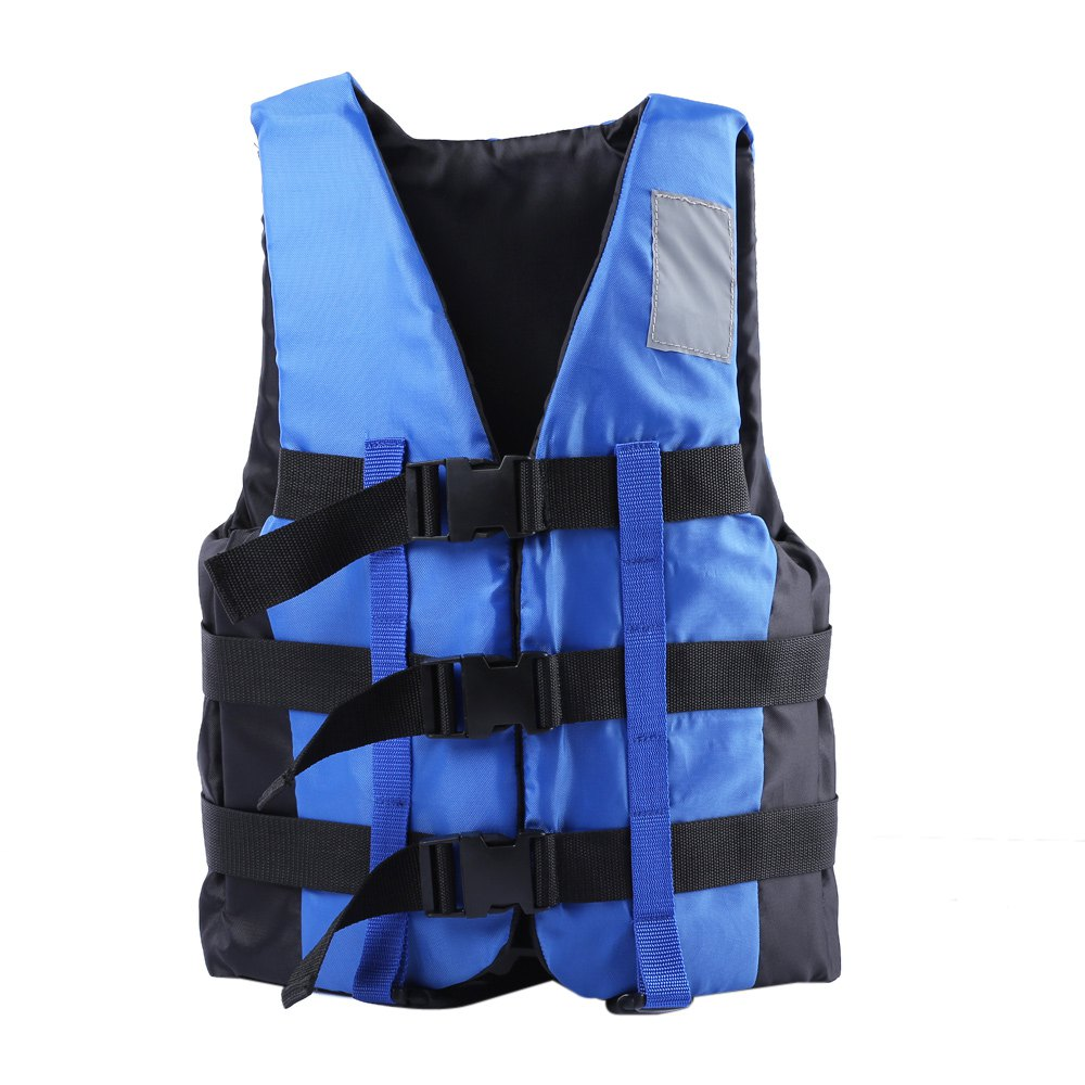 2016 Hotsale Life Vest Inflatable Comfortable Outdoor Life Jacket Vest for Fishing Rafting Swimming with 3 Adjustable Belts(China (Mainland))
