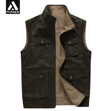 2016 Spring Brand New Men's KingSize Waistcoat Male Fashion Outdoors Jacket  XXXL 4XL 5XL 6XL 7XL 8XL 9XL Vest(China (Mainland))