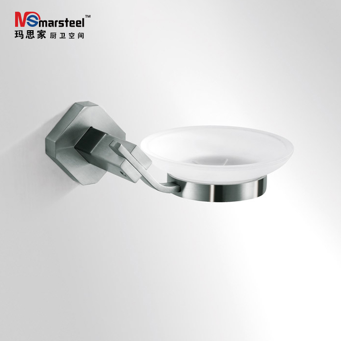 Marsteel 304 stainless steel soap dish MSG0833(China (Mainland))