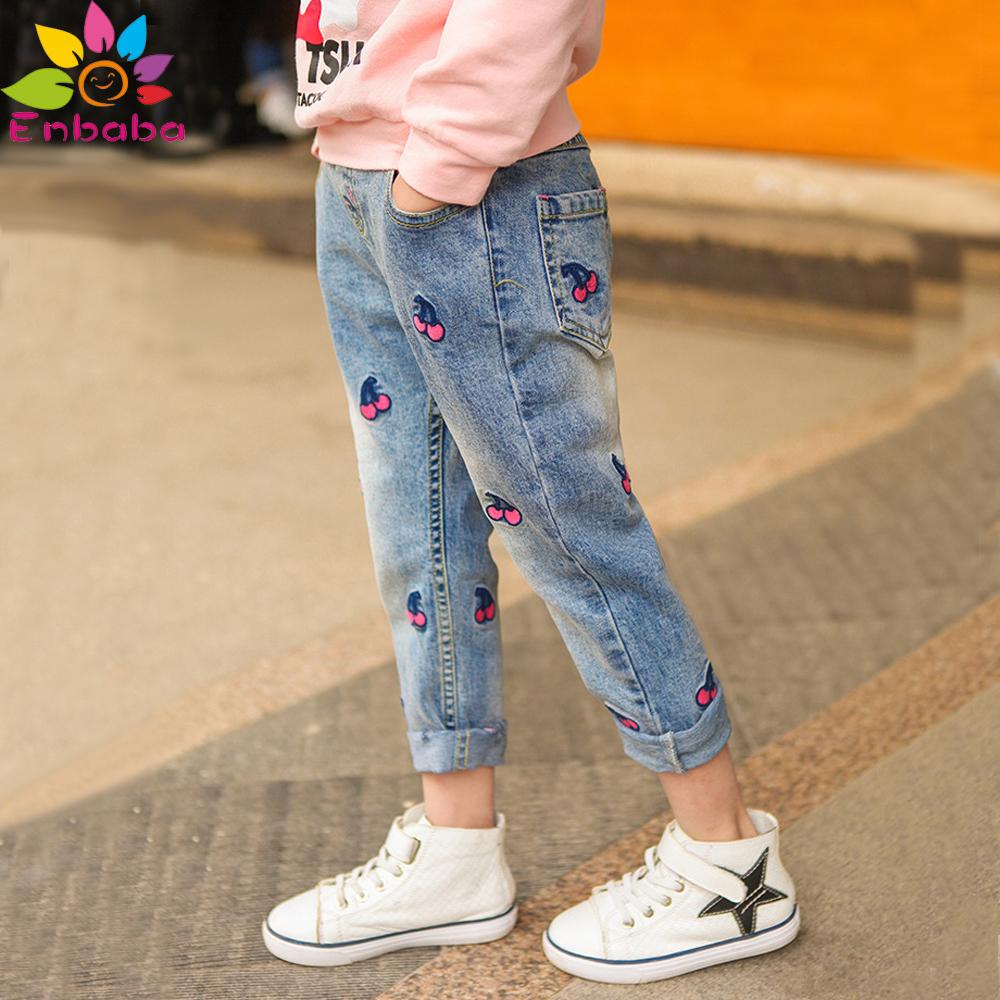 Модные Джинсы Для Девочек