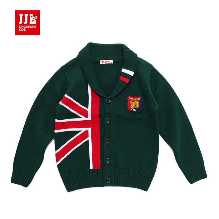 2015 spring and autumn new style baby boys casual sweater coats little boys fashion clothing PQM4032(China (Mainland))