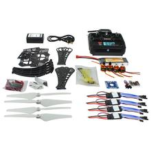 Buy JMT DIY RC Drone Quadrocopter RTF X4M360L Frame Kit QQ Super T6EHP-E TX RX for $114.93 in AliExpress store