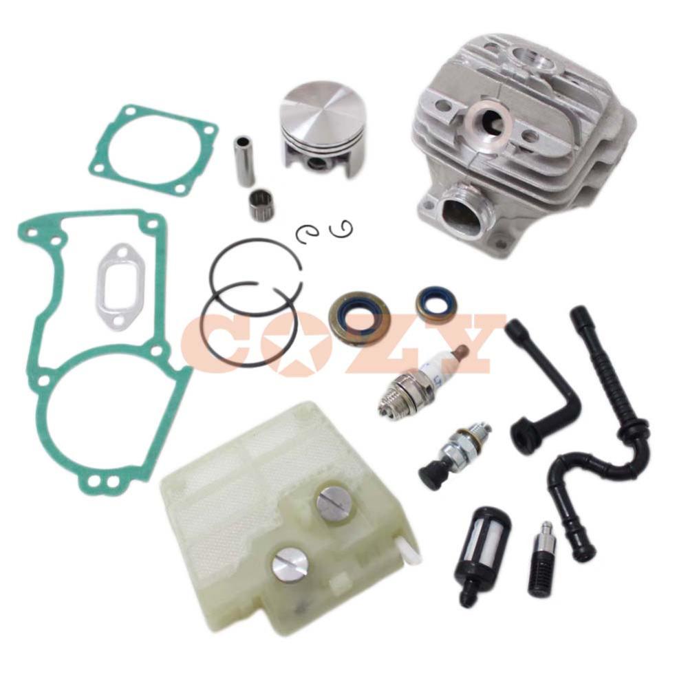 Nikasil 44mm Cylinder Piston Kits St 026 MS260 Chainsaw(China (Mainland))