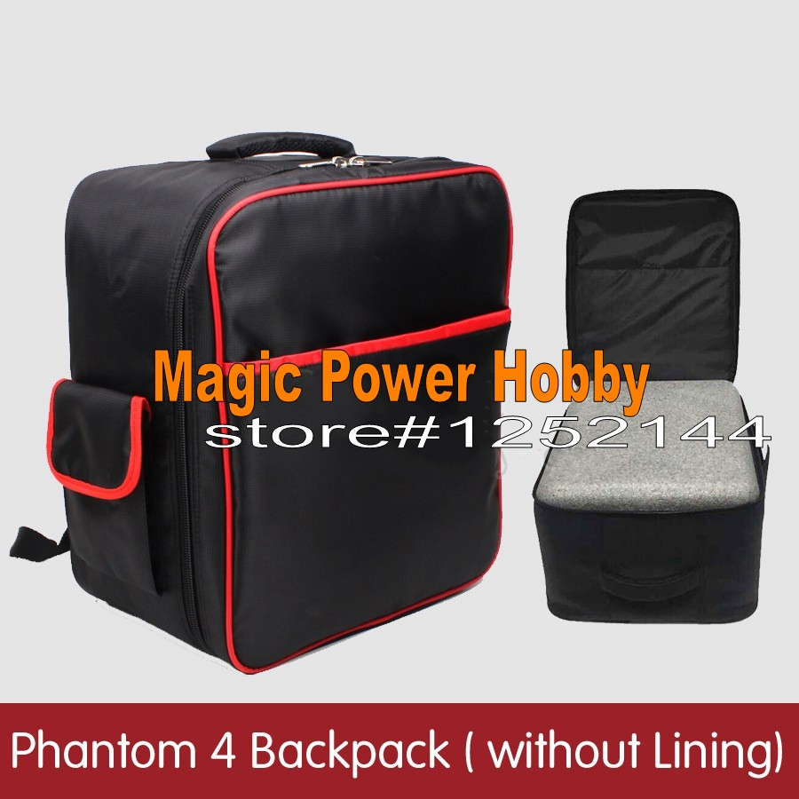 New Type Free Shipping DJI Phantom 4 Backpack Soft Bag Shoulder Bag Outside Carrying Case for DJI Phantom4 Quadcopter(China (Mainland))