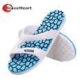 Stone Stripes Summer Flip Flops Slippers For Men Beach Sandals Slip Massage House PVC Shoes Slippers