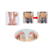 US Fast Shipping Pair Silicone Magnetic Body Toe Ring Keep Slim Lose Weight Health Care Beauty