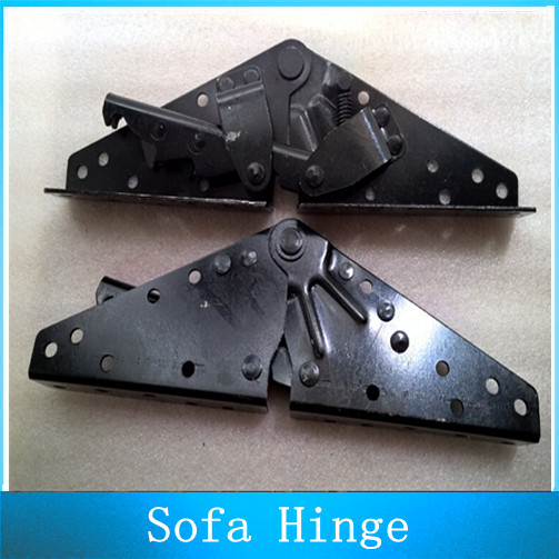 Furniture Hardware Accessories Sofa Bed Hinge Sofa features Connector 2PCS(China (Mainland))